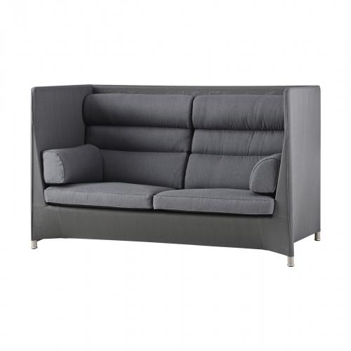 Diamond Tex Highback Sofa